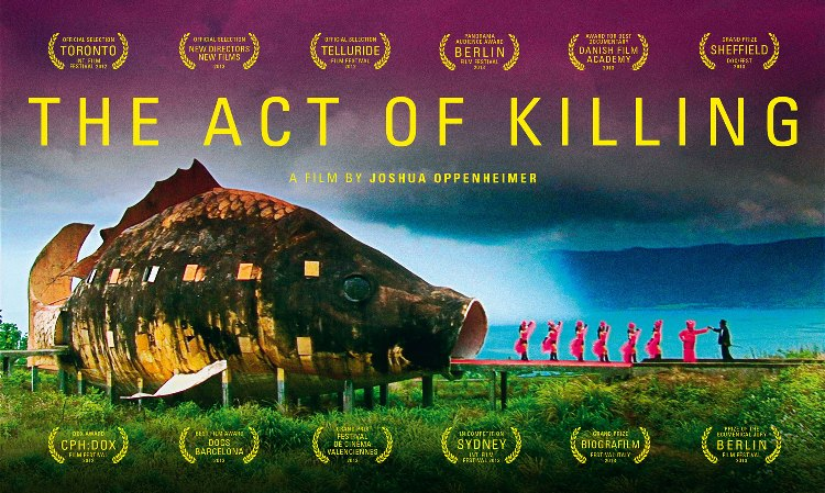 The Act of Killing génocide indonésie documentaire