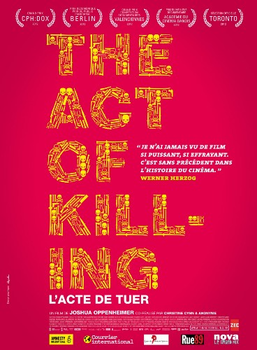 The Act of Killing génocide indonésie documentaire_7