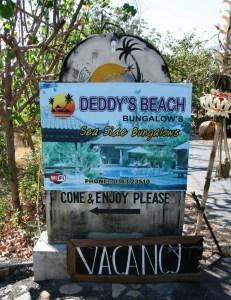 Se loger à Amed le Deddy's Bungalows - Balisolo (11)