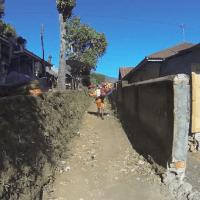 lombok trek rinjani volcan