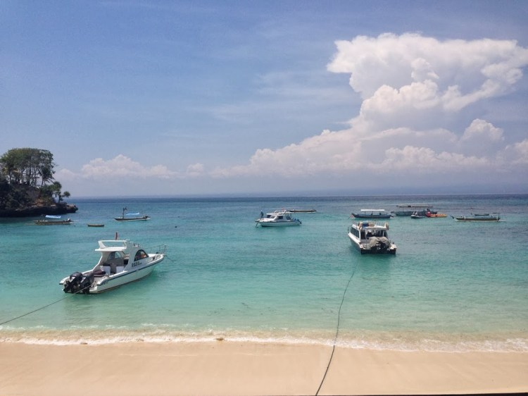 Nusa Lembongan - Padoune interview Balisolo