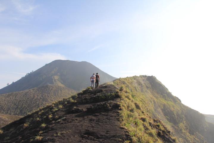 Ascension du Mont Batur © Laurent