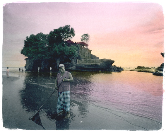 Exposition Photo Bali - Tanah Lot © Jean-Marc Dugas