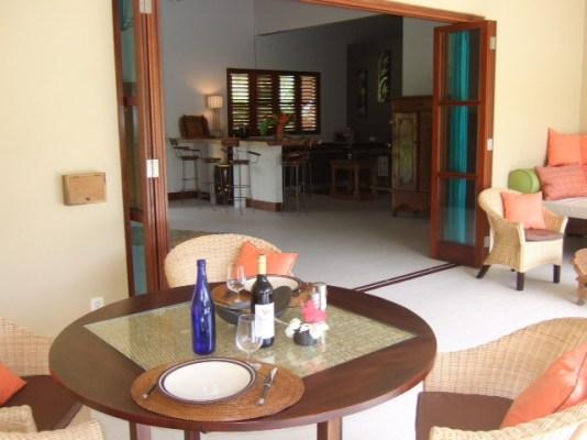 Terrasse - Villa Teva à Kerobokan - Balisolo (2)