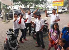 Baksos , les sorties du IPCB (Indo Pajero Community Bali) (6)