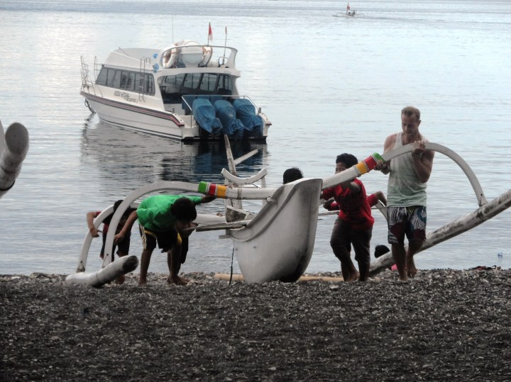 Les pêcheurs d'Amed