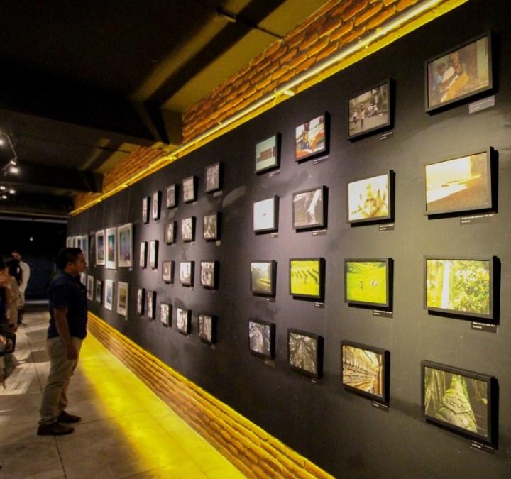 Expo de Maximilien Sporschill au Townhouse Bali