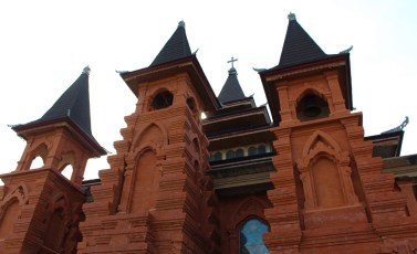 La cathédrale de Sanur ou le catholicisme à la balinaise_Balisolo