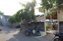 L'autre entrée du Warung Coco