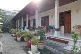 Les chambres du Warung Coco