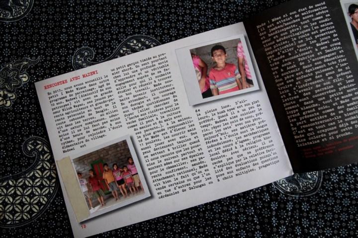 Le Bulletin n°23 d'Anak, association pour les Enfants d'Indonésie © Balisolo 2015