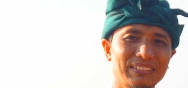 Dewa Gede Suardipa, guide anglophone