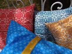Les tissus de Toko Ada boutique indonesienne (1)