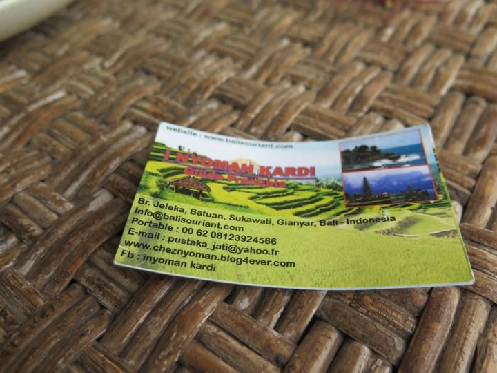 Se loger près d'Ubud - Chez Nyoman à Batuan - Balisolo (53)