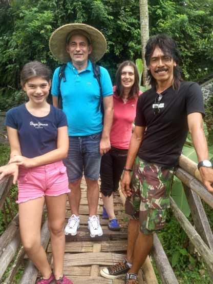 Ketut Herry Wijaya, guide anglophone Bali Balisolo (1)