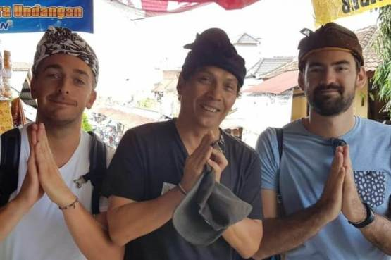 Nivori, Nivoriboy guide francophone a Java et Bali Balisolo (3)