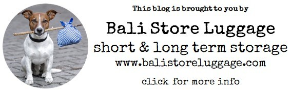 this blog is brought to you by Bali Store Luggage