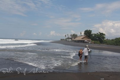 keramas beach, bali, surf spots