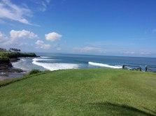 nirwana bali, pan pacific, surf spot