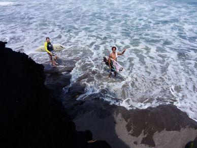 nirwana, bali, surf spot