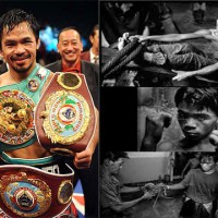 The Story Behind Manny Pacquiao's Success