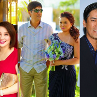 Women who were linked to Vic Sotto before He Married Pauleen Luna