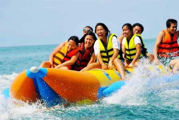 wisata favorite di bali - water sport