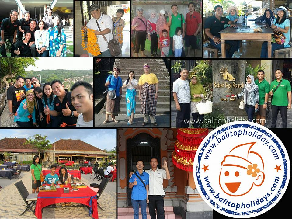 bali top holidays team
