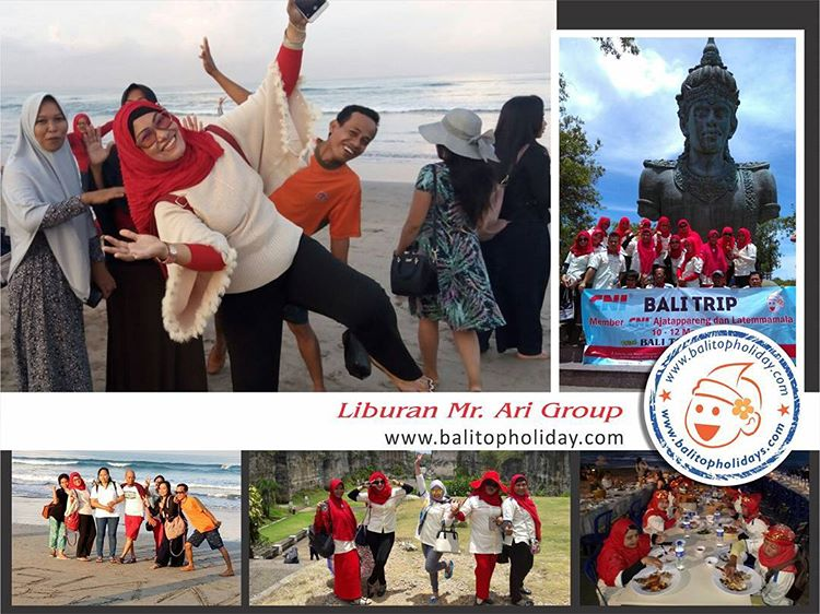 group bali tour