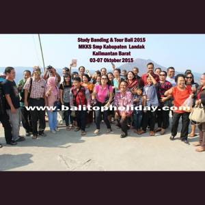 paket tour group ke bali murah