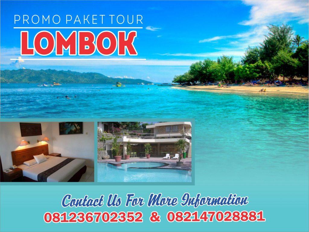 lombok 2h + 1m