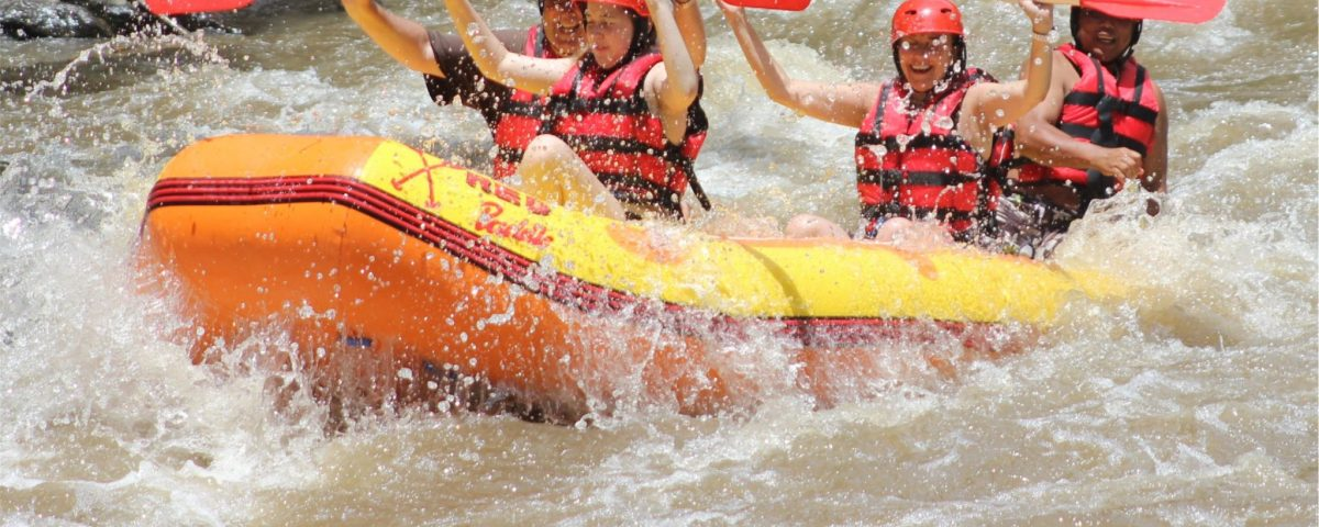 Rafting ayung 1