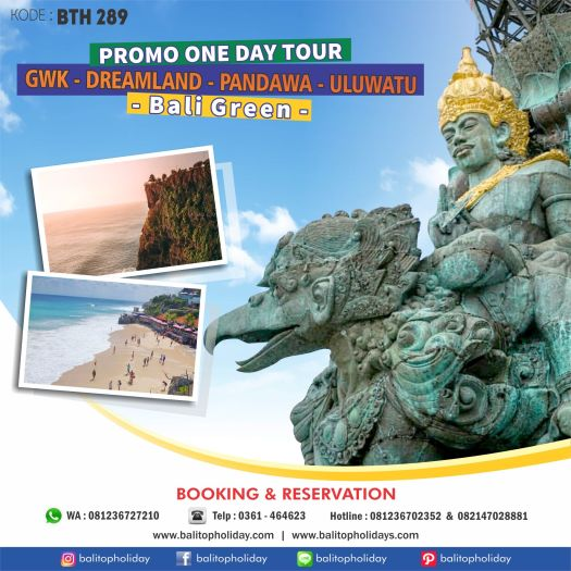Paket GWK One Day Tour