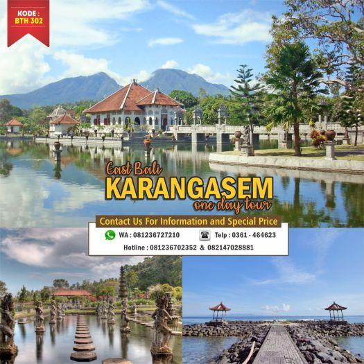 East Bali Karangasem One Day Tour