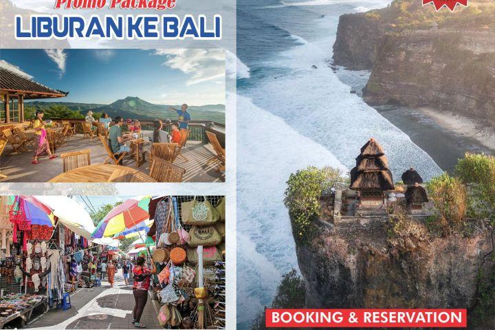 Paket Tour Bali 3H 2M Hotel BTH 03 Akhir tahun 2019