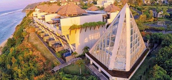 Samabe Bali Suites & Villas – Vanue Wedding Cantik dan Romantis