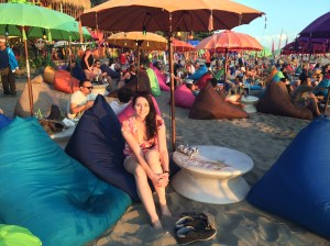 bali, restaurant, bar, seminyak, badung, beach, seminyak beach, la plancha, restaurant and bar, place, interest, place of interest, sunset