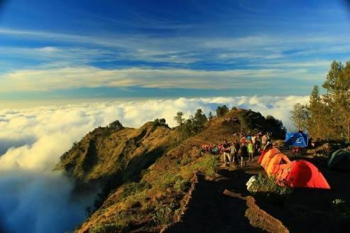 Mount-Rinjani