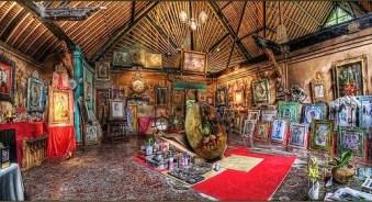 Museum Antonio Blanco Ubud Bali