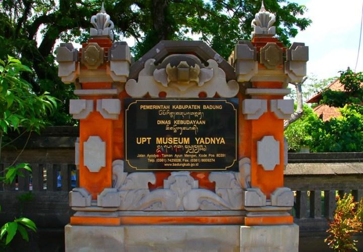 Yadnya Museum,  Dimensions of Bali Hindu Spiritual