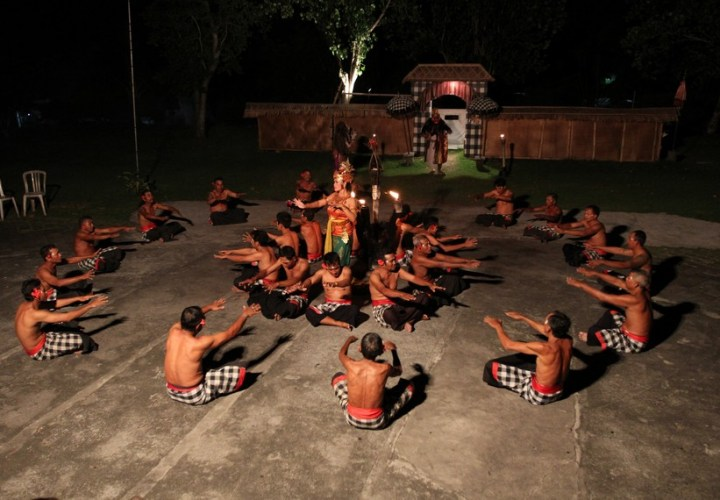 Kecak One of the phenomenal dances from Bali