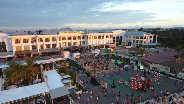 Discovery Shopping Mall in Kuta