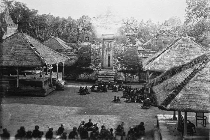 History and Origins of the City of Denpasar, Bali