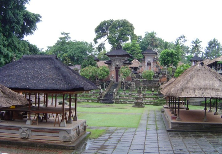 The history of Pejeng Gianyar Village