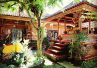 Puri Agung Peliatan, Luxurious and Historic Residence of the Kings