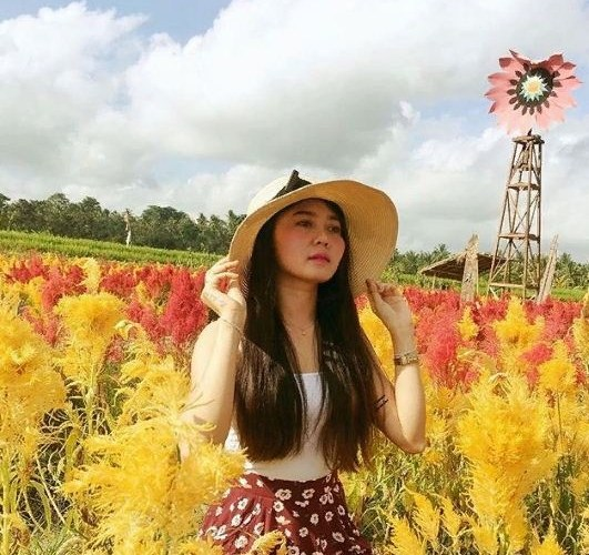 Agrowisata Belayu Florist Tabanan, an Instagramable Photo Destination