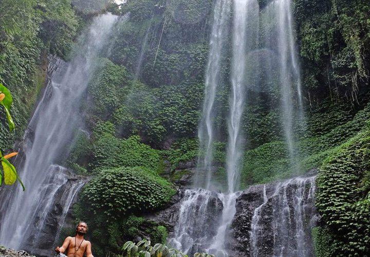 Buleleng Sekumpul Waterfall, Hidden Beauty in Bali