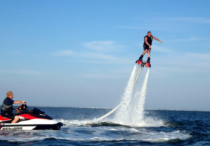 Interested in Trying the Tanjung Benoa Flying Board? It's great!