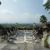 Wedding in Yogyakarta at Abhyagiri