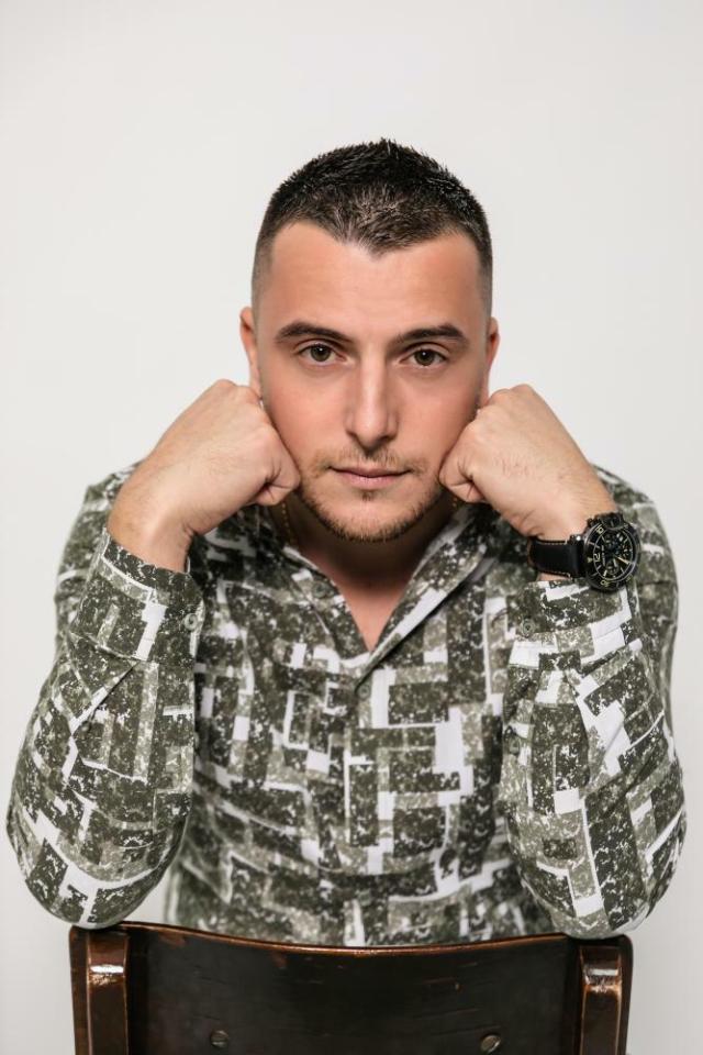 """Dejan Veric za Balkan Stars : """"Ostao sam doslijedan stilu koji volim"""""""